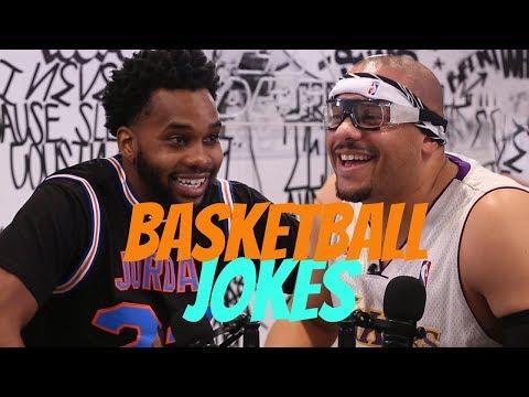 Dad Jokes | You Laugh, You Lose | Brandon Lewis vs. Kraig Smith (Basketball Edition)