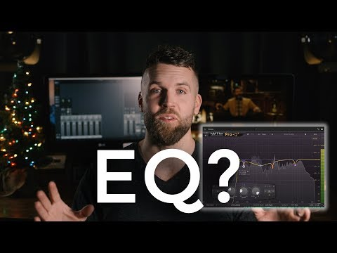 What is an EQ? // AUDIO Production Tools Part II of V // How to use an EQ Tutorial