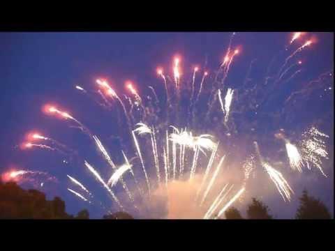 Wedding Fireworks - Lower Noise Pyro Musical Display