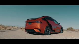 Unplugged Performance Model X - Desert Mirage