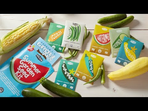 MAURO Seed Co | Non-GMO Seed Kit