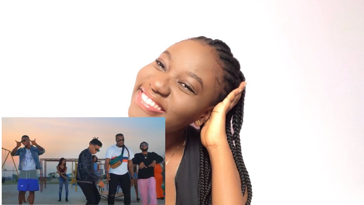 Mayorkun ft. Peruzzi, Dremo & Yonda - Red Handed (Official Video) REACTION||Sika Selorm
