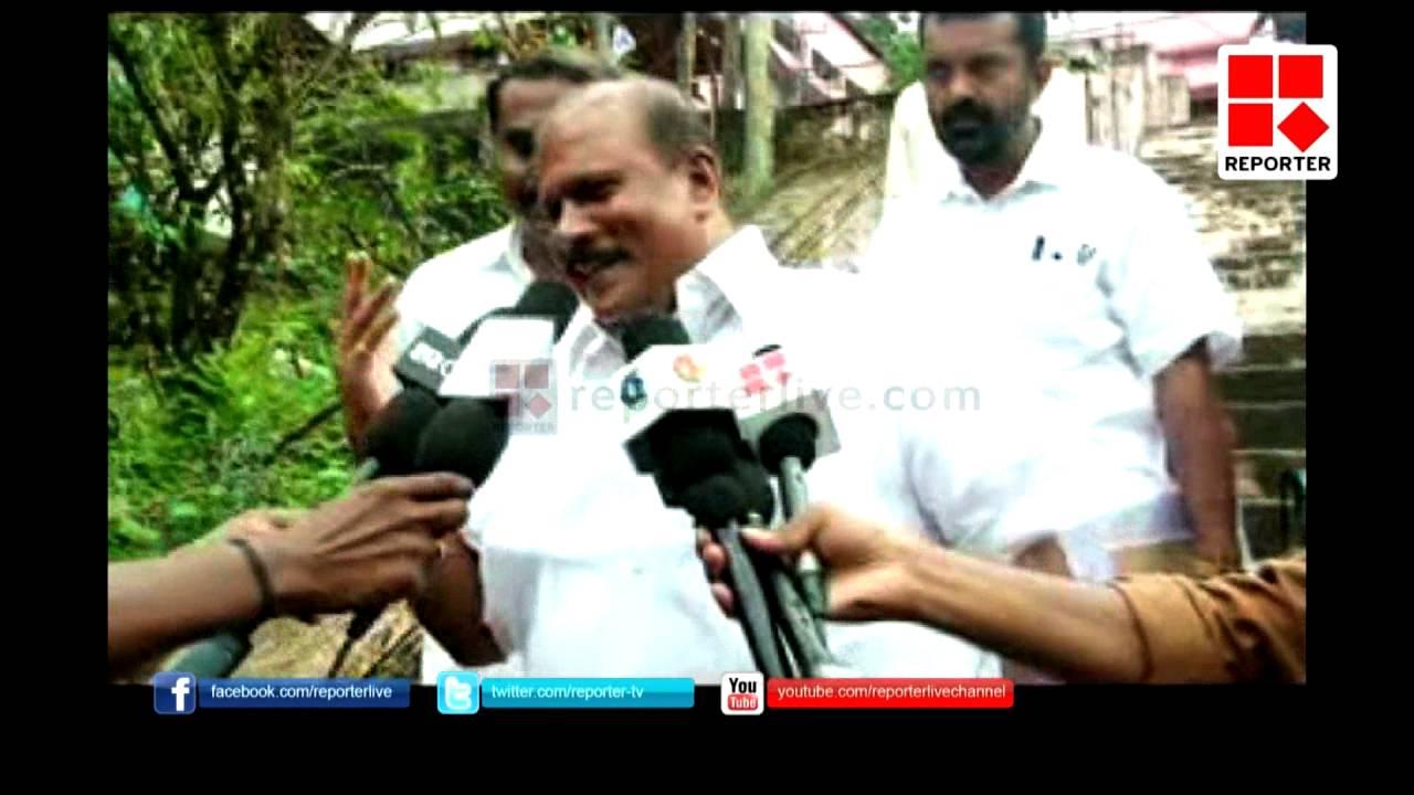 Lord Ayyappa is behind cancellation of Pinaayi's Sabaraimala visit says PC George