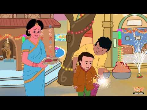 Happy Diwali - Nursery Rhyme in Tamil