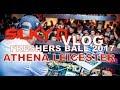 DJ SILKY D VLOG FRESHERS BALL LEICESTER ATHENA 2017