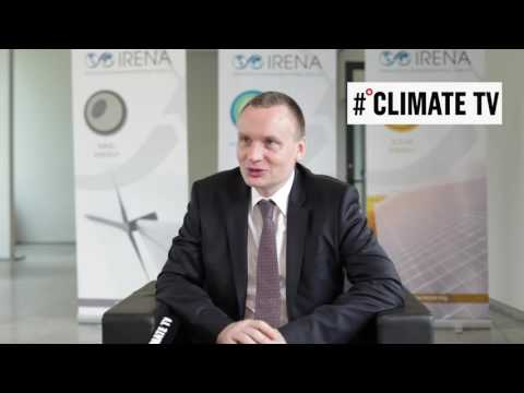 Dolf Gielen, Head of Innovation, International Renewable Energy Agency (IRENA)