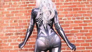 SEXY Black Cat Symbiote