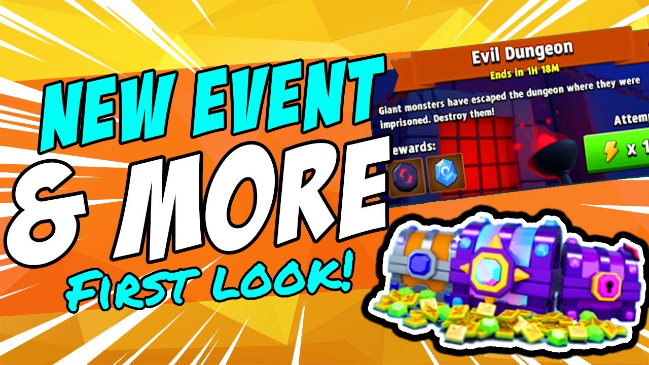ARCHERO: New Event & Update First Look! | New Battlepass | Evil Dungeon Gameplay
