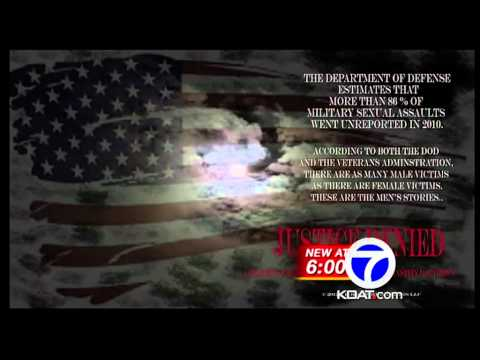 Locally-made documentary sheds light on sexual abuse in the military