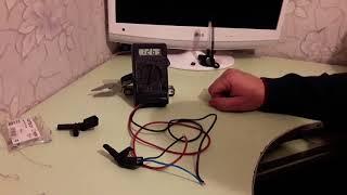 Как проверить датчики АБС на Т5