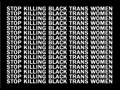 Image result for Stop Killing trans women