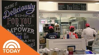 How Local Bakery, Dog Tag Bakery, Is Preparing Military Veterans For Lifelong Success | TODAY
