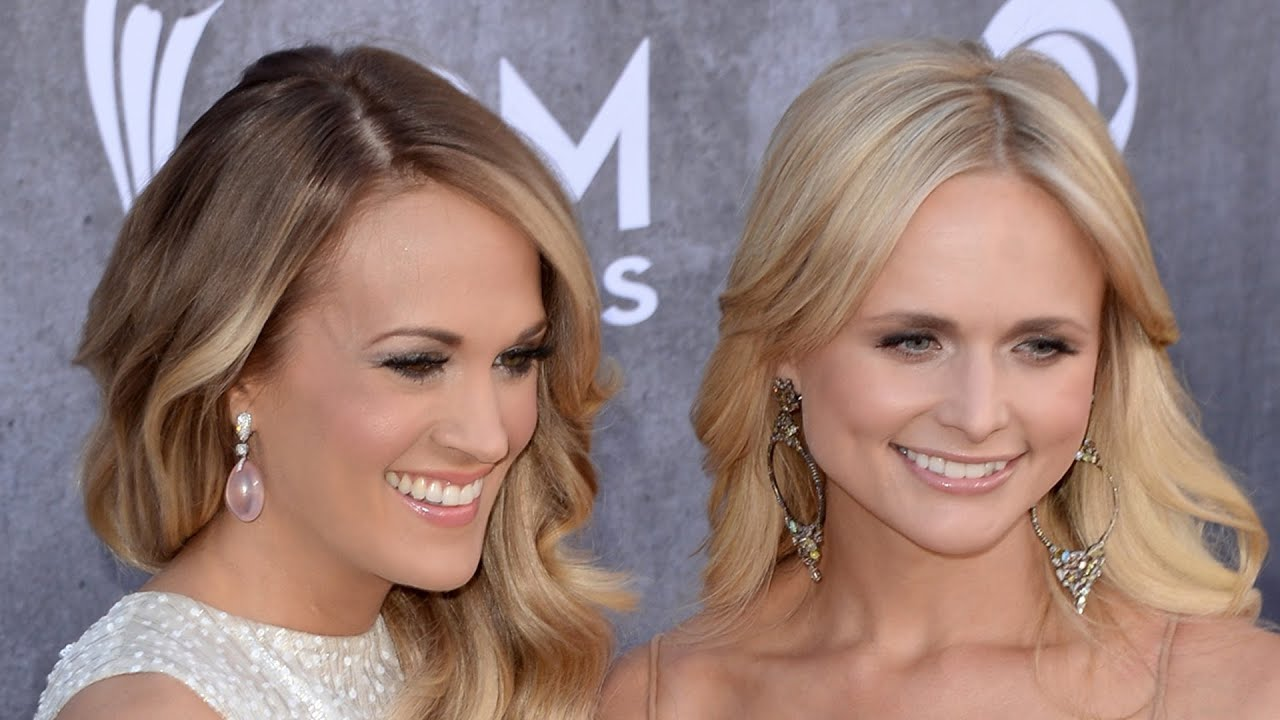 Carrie Underwood Stepped Up When Miranda Lambert's Heart Was Hurting