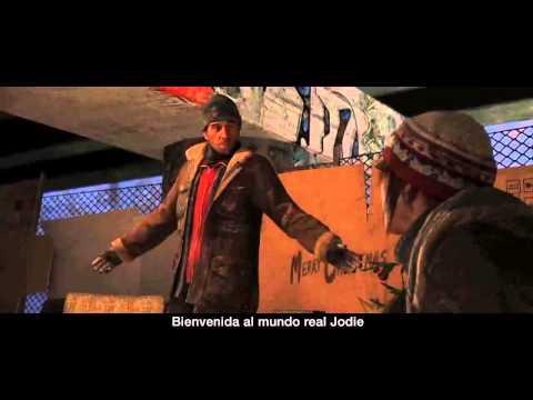 Trailer // Beyond: Dos Almas // Subtitulado Español //  720p HD