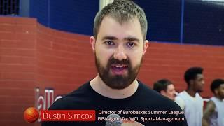 2018 Eurobasket Summer League Video