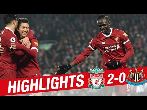 HIGHLIGHTS: Liverpool 2-0 Newcastle | Mane finishes wonderfull team move