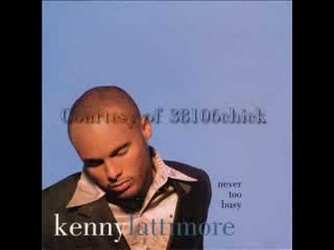 Kenny Lattimore -- Never Too Busy [Quiet Storm Mix] (1996)