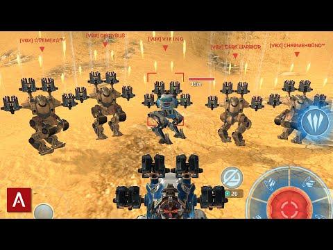 NORICUM SQUAD + GOLD GIVEAWAY - Clan VØX Live Stream || War Robots [WR]