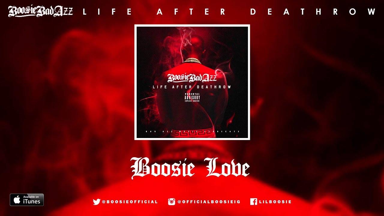 Boosie Badazz aka Lil Boosie - Boosie Love (Audio)