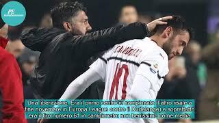"""✅ Milan, ora hai un Calhanoglu in più: """"Grazie Gattuso"""""""