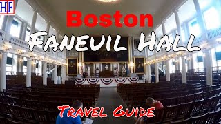 BostonFaneuil HallTourist AttractionsEpisode# 10
