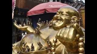 JosieInChina Vlog 4-He-Fang-Jie Market, Hangzhou, China