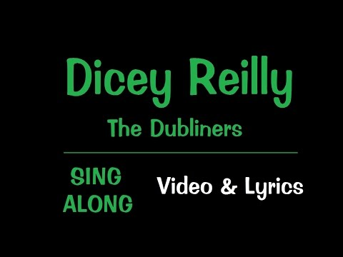 Dicey Reilly - Karaoke