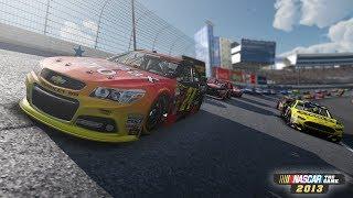 Прохождение игры NASCAR The Game 2013 №1
