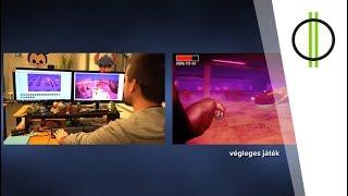 Game Jam - játékkészítés egy hétvége alatt (KiberMa 79. adás)