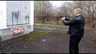 Аэрозольный пистолет Добрыня - тестовый отстрел .(Аэрозольные пистолеты входят в группу из самых гуманных средств САМООБОРОНЫ . Наподающему не наносится..., 2016-09-16T19:20:02.000Z)