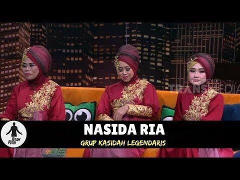 KISAH NASIDA RIA, GRUP KASIDAH LEGENDARIS | HITAM PUTIH  (18/05/18) 2-4