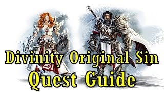 Divinity Original Sin King Boreas Treasure Room Guide