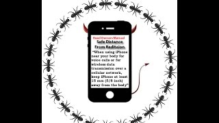 Scientific Explanation: Why Ants Circled Man's iPhone Implicates Radiation Warning
