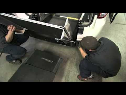 How Wheelchair Vans Are Made