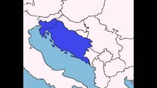 Delmatia Map