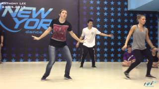 "Anthony Lee class select ""Let the Groove Get In"""