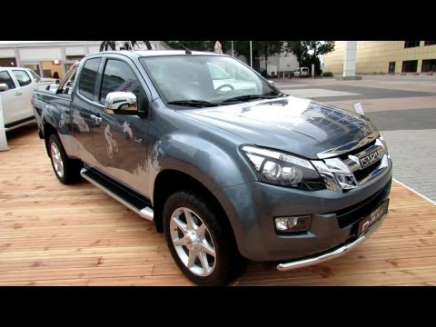 2014 Isuzu D-Max Space Cab Custom - Exterior and Interior Walkaround - 2013 Frankfurt Motor Show Travel Video