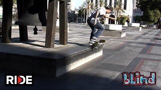 Cody McEntire Skates Heartbeat Plaza - Blind #DamnEdits