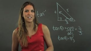 How to Solve a Tangent Ratio : Lessons in Math