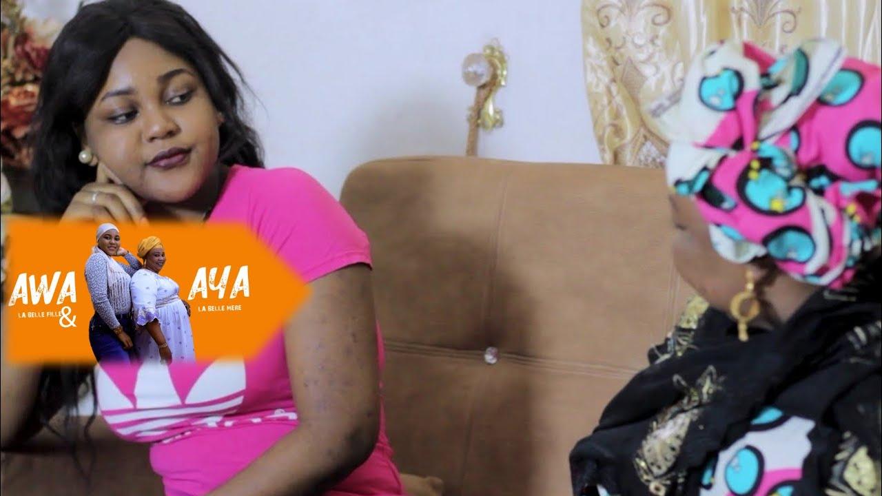 Download Série - AYA NI AWA - Boura musso (belle mère & belle fille ) - Épisode 8 - saison 1