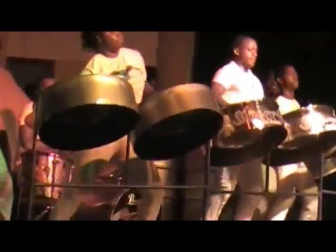@JAMAICA JEWEL HOTEL TUNEIN WITH THE BEST STEEL BAND I EVER HEAR IN MY LIFE WOW_ZJFYAHMAN VLOG