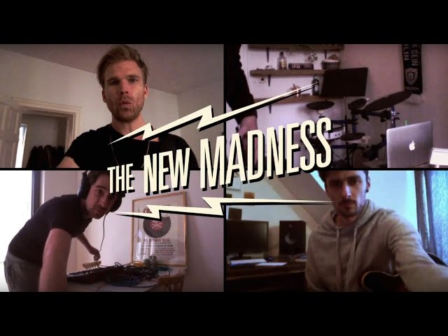The New Madness - Thru Hard Times (Official Music Video)