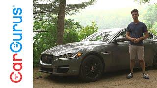 2017 Jaguar XE | CarGurus Test Drive Review