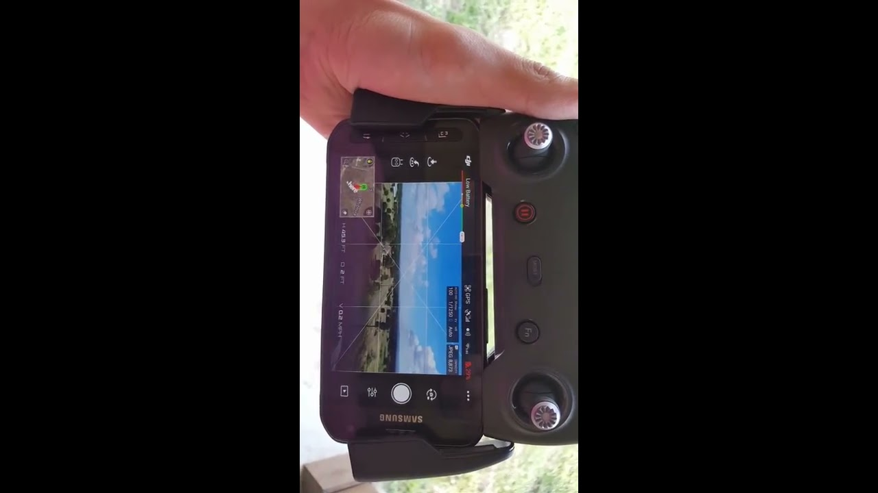 Sound signal for low battery? | DJI Spark Drone Forum