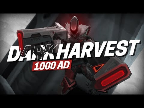 Doublelift - 1000 AD DARK HARVEST JHIN