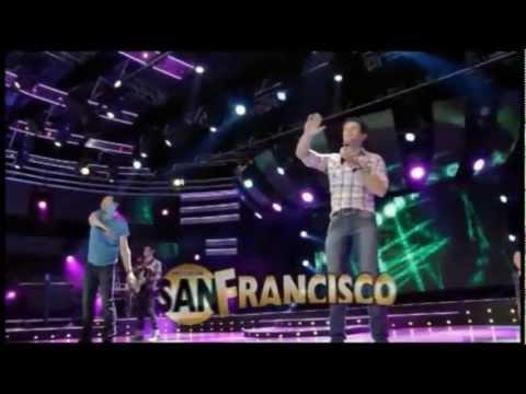 MUSICAL SAN FRANCISCO DVD 2013 = MEU SOGRO = AUTORES = TCHE DO SWING E BELLUCO