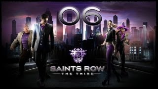 Let's Play Saints Row The Third [Blind/Full HD] #06 - Ne Runde fliegen