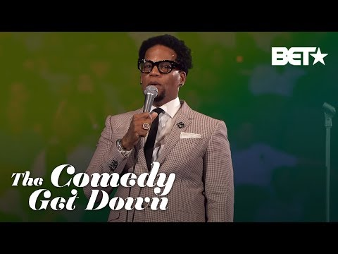 D.L. Asks 'Have You Ever Been To A Church With A Straight Choir Director?' | The Comedy Get Down from YouTube · Duration:  2 minutes 42 seconds