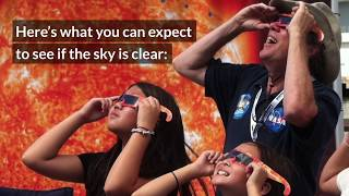 NASA: How to Safely Watch a Solar Eclipse - Solar Eclipse 2017