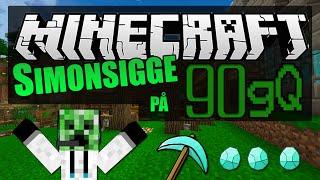 Minecraft på 90gQ: #28 - Zoo, planering, hästdags och stall